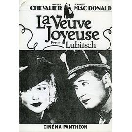 La Veuve Joyeuse, Dossier De Presse, De Ernst Lubitsch, Avec Maurice Chevalier, Jeanette Mcdonald