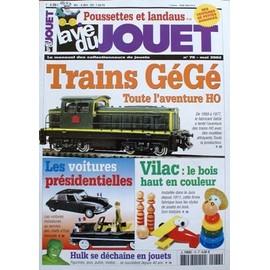 Trains Voitures Hulk Vie 78 La Jouet Bois Gégé Du Vilac Presidentielle jqzVLMpSUG