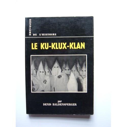 histoire du ku klux klan pdf