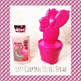 Lait Corporel Velvet Sugar Bath And Body Works