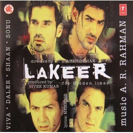 Lakeer : Forbidden Lines (Bof Bollywood) / A.R. Rahman - Cd