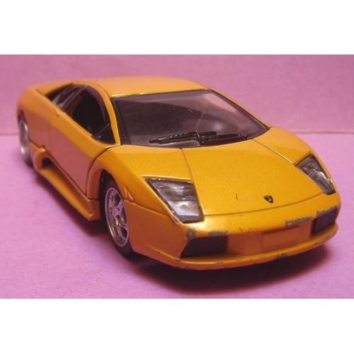 Lamborghini Murcielago Jaune Orange Ech 1 32 Neuf Et D Occasion