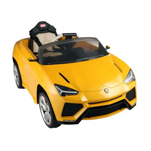 lamborghini urus voiture lectrique pour enfants 3 8 ans 6 v 3 4 km h virtual cockpit. Black Bedroom Furniture Sets. Home Design Ideas