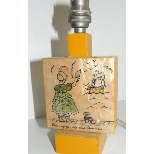 De D'enfant Art Dessin Germaine Chevet DécoAvec Bouret Sur Style Lampe Nacre UMLVpSzqG