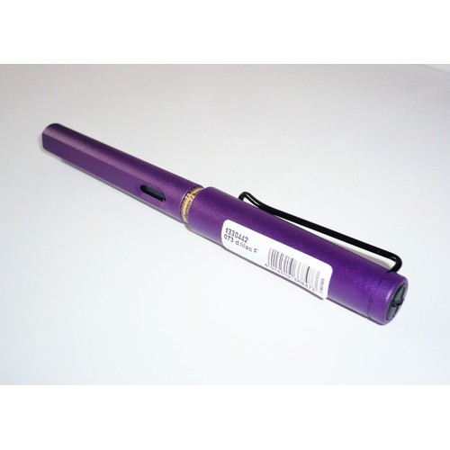 stylo plume lamy safari