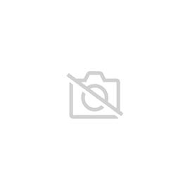 Langria Ensemble De Commode Coiffeuse Table Maquillage Avec Un Tabouret 3  Miroirs Ovales Ajustables 7 Tiroirs ...