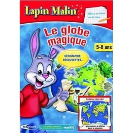 Lapin malin le globe magique chasse au tr sor sur la - Lapin malin gratuit ...
