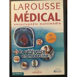 encyclopedie medicale cd-rom