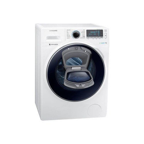 samsung addwash ecobubble ww90k7415ow machine laver pas cher. Black Bedroom Furniture Sets. Home Design Ideas