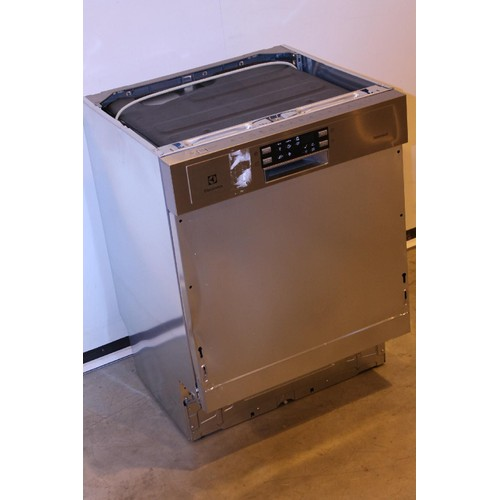 lave vaisselle int grable 60cm electrolux esi6511lox 12 couverts. Black Bedroom Furniture Sets. Home Design Ideas