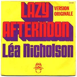 Lazy Afternoon + 1 - Nicholson, Lea