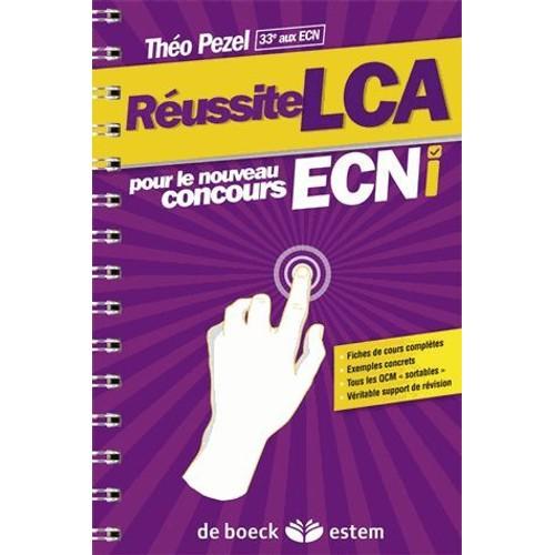 6fc267080e467 Réussite Lca Pour Le Nouveau Concours Ecni