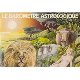 Le Baromètre Astrologique de Nicole Millet
