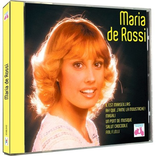 Le Best Of De Maria De Rossi ! : Chansons Tendres: CD Album