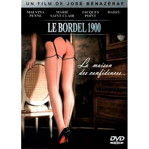 Le Bordel 1900 : La Maison Des Confidences... - DVD Zone 2