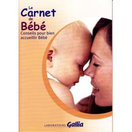 Le Carnet De Bebe Conseil Pour Bien Accueillir Bebe Rakuten