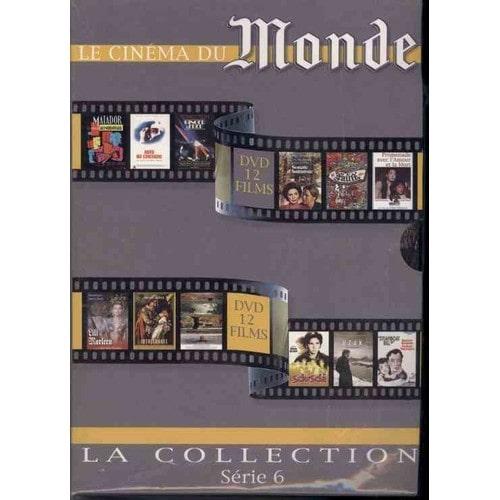 Le cinema du monde la collection s rie 6 12 dvd - Code avantage aroma zone frais de port ...