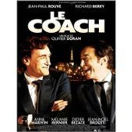 Le Coach - Olivier Doran - Jean Paul Rouve - Richard Berry - Affiche De Cin�ma Pli�e 120x160 Cm