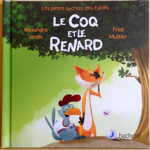 """Résultat de recherche d'images pour """"le coq et le renard alexandre jardin"""""""