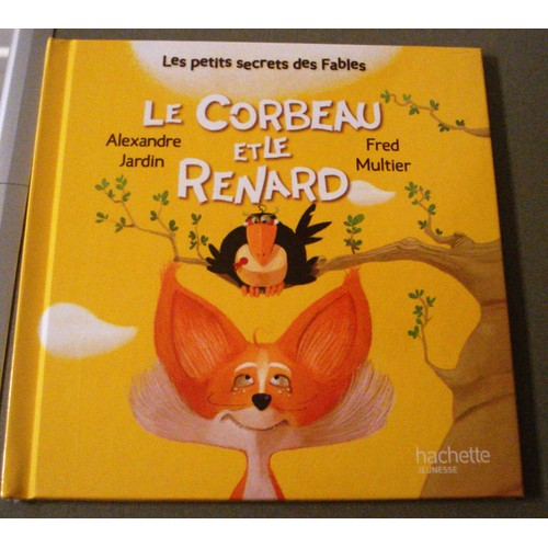 Le corbeau et le renard mc do de alexandre jardin format for Alexandre jardin dernier livre