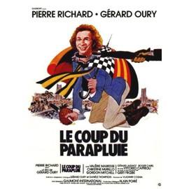Le Coup Du Parapluie - Affiche -- 160 Par 120 Cm - 221