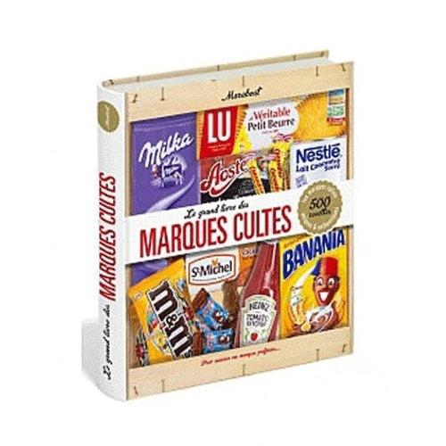 Le grand livre des marques cultes de marabout neuf occasion - Marabout livre cuisine ...