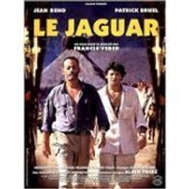 Le Jaguar - Patrick Bruel - Jean Reno - Affiche De Cin�ma Pli�e 120x160 Cm