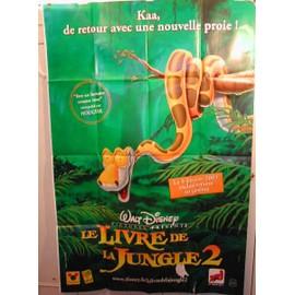 Le Livre De La Jungle Serpent Dechiree Affiche Musique Concert Poster