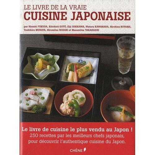 le livre de la vraie cuisine japonaise de wataru kawahara. Black Bedroom Furniture Sets. Home Design Ideas