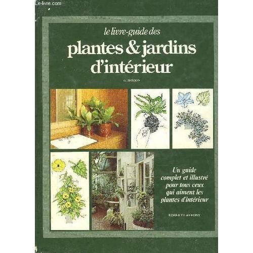 Le livre guide des plantes et jardins d 39 int rieur de seddon g - Code avantage plantes et jardins ...