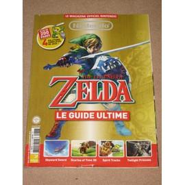 The ocarina guide for Bureau zelda