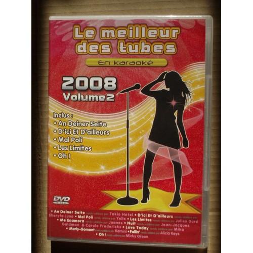 Le meilleur des tubes en karaok 2008 vol 2 dvd zone - Code avantage aroma zone frais de port ...