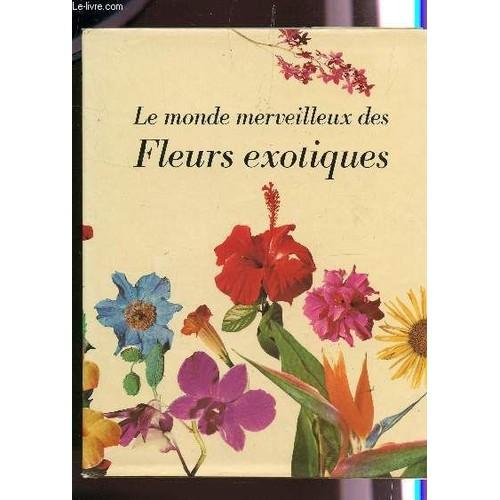 le monde merveilleux des fleurs exotiques de marinuzzi. Black Bedroom Furniture Sets. Home Design Ideas