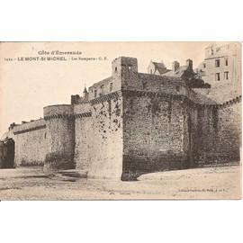 Le Mont Saint Michel - Les Remparts