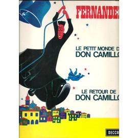 Le Petit Monde De Don Camillo/Le Retour De Don Camillo - Fernandel