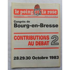 Le Poing & (Et) La Rose N� 102 - Juin 1983.