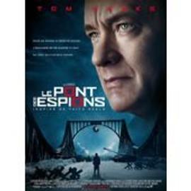 Le Pont Des Espions Steven Spielberg Tom Hanks Affiche De Cinema Pliee 120x160 Cm