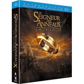 Le Seigneur Des Anneaux - La Trilogie - �dition Limit�e Et Num�rot�e - Blu-Ray de Peter Jackson