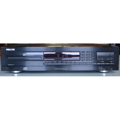 lecteur cd vintage 1993 philips cd 690 pas cher. Black Bedroom Furniture Sets. Home Design Ideas