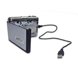 lecteur convertisseur k7 cassette audio mp3 usb pas cher. Black Bedroom Furniture Sets. Home Design Ideas
