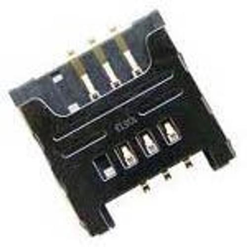 lecteur de carte sim pour samsung gt n7000 galaxy note gt s3350 chat 335 gt s3850 gt s5300. Black Bedroom Furniture Sets. Home Design Ideas