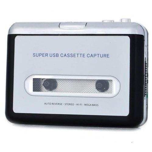 lecteur de cassette audio convertisseur au format mp3. Black Bedroom Furniture Sets. Home Design Ideas