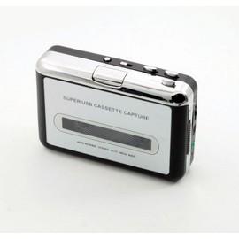 lecteur usb tape cassette convertisseur en mp3 audio pas cher. Black Bedroom Furniture Sets. Home Design Ideas