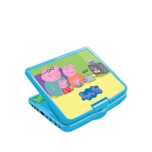 lecteur dvd portable peppa pig achat vente de jouet priceminister rakuten. Black Bedroom Furniture Sets. Home Design Ideas