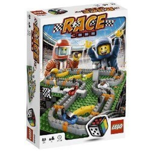lego 3839 games race 3000 achat vente de jouet rakuten. Black Bedroom Furniture Sets. Home Design Ideas