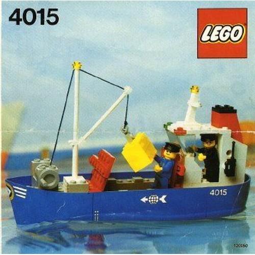 Lego 4015 bateau achat vente de jouet priceminister rakuten - Priceminister frais de port ...