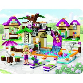 Lego Friends 41008 - La Piscine D'heartlake City