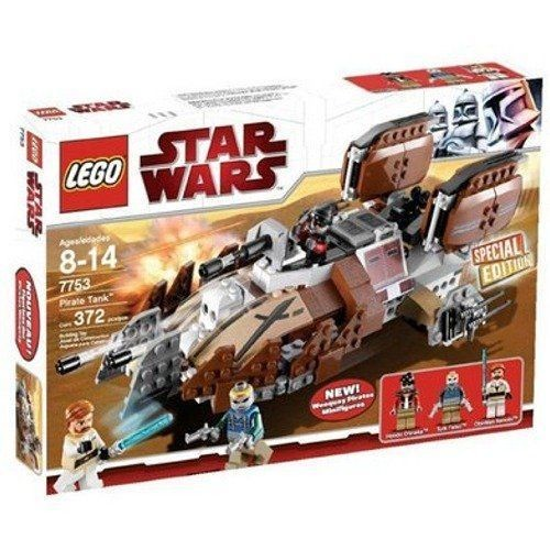Lego Star Wars Pirate Tank Jeu De Construction 7753 Achat Et Vente