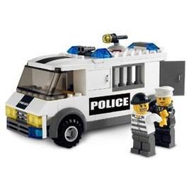 Lego city 7245 le fourgon des policiers achat et vente - Lego camion police ...