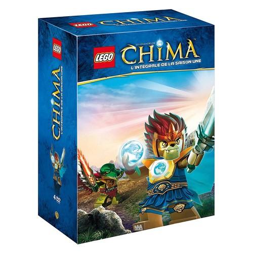 Lego les l gendes de chima saison 1 dvd zone 2 rakuten - Legende de chima saison 2 ...